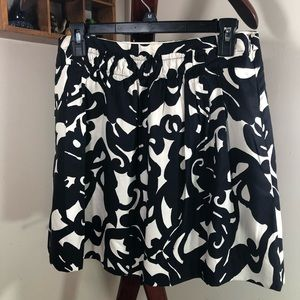 J. Crew | Silk & Wool Skirt